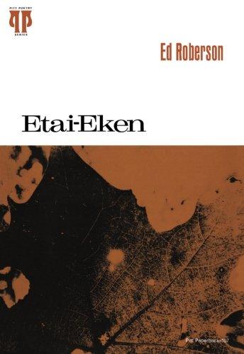 Etai-Eken (Pitt Poetry Series)