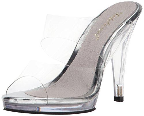 Fabuleuse Femme Flair-402 Sandale Clr / Clr