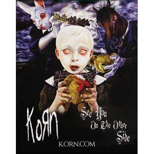 Korn - Posters - Limited Concert Promo