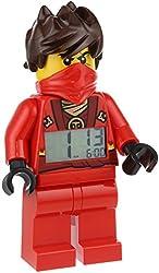 Lego 9009792 LEGO Ninjago Kai Minifigure Alarm Clock
