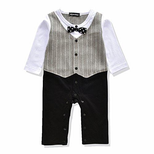 KidsInTime Gentleman Romper Jumpsuit Dressy