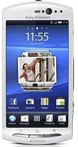 """Sony Xperia Neo V - Smartphone libre Android (pantalla táctil de 3,7"""" 854 x 480, cámara 5 MP, 320 MB de capacidad) color blanco [importado de Alemania]"""