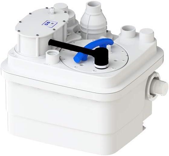 SFA Sanicubic WC Hebeanlage - Fäkalienhebeanlage Test