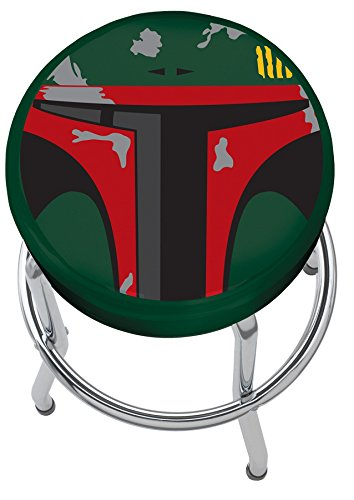 Price comparison product image Plasticolor Star Wars Boba Fett Garage Stool