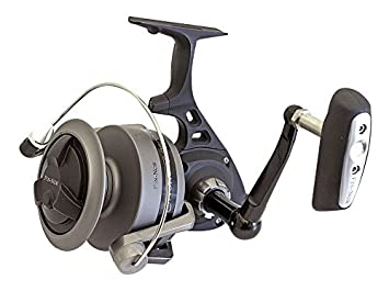 Zebco OFS4500A, BX3 Fin-Nor Offshore 45-Size Spinning Reel, Gray