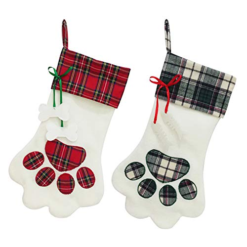 Pet Dog Christmas Stocking 18