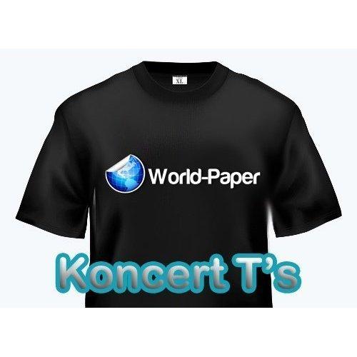 IMAGE CLIP Koncert T's Heat Transfer Paper 8.5x11, 50 Sheets