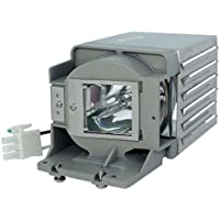 AuraBeam Professional BenQ 5J.JA105.001 Projector Replacement Lamp with Housing (Powered by Philips)
