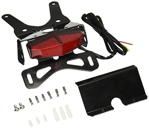 DRC Edge 2 Red LED Tail Light w/ Holder Kit for 2012-2013 CRF250L