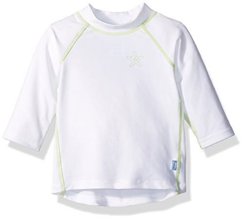 i play. Baby & Toddler Long Sleeve Logo Rashguard Shirt