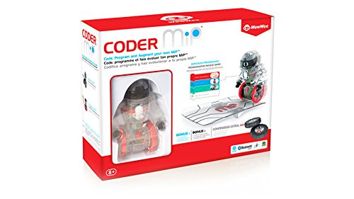 WowWee - Coder MiP The STEM-Based Toy Robot - Transparent by WowWee (Image #5)