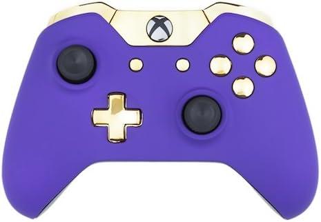 Xbox One Controller - Purple Velvet & Gold: Amazon.es: Videojuegos