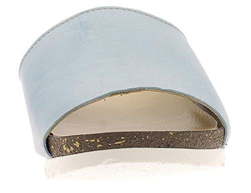 Damen H blau Pantoletten Andrea Conti 1673407 Zq5Awx6xnR