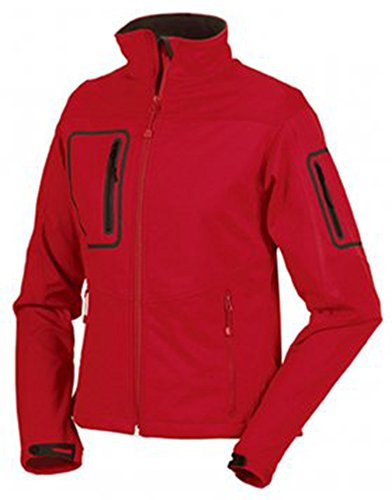 Jerzees Ladies Sports Shell 5000 Jacket XL/16 Classic Red