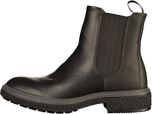 Hybrid Women's 1001 Black Crepetray L Boots Black Ankle ECCO Ed7qwE