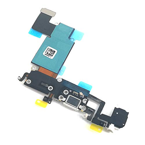 E-repair Charging Port Headphone Jack Flex Cable Replacement for iPhone 6S Plus (5.5) - White