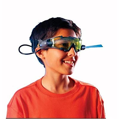 Wild Planet Spy Gear Spy Vision Goggles: Clothing