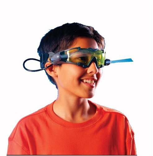 Wild Planet Spy Gear Spy Vision Goggles