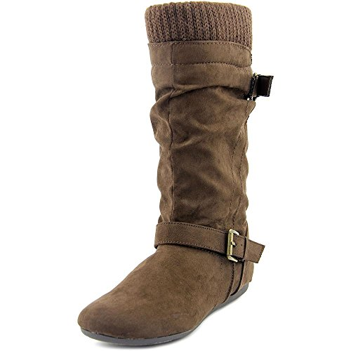 Buckle Dark Chocolate (Women's Report, Everton pull on Boots DARK CHOCOLATE 7)