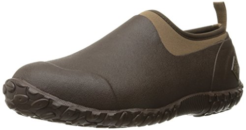 Muckster ll Men's Rubber Garden Shoes,Black/Otter,7 US/7-7.5 M US
