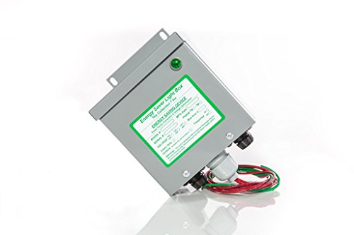 Power Factor Correction Unit Max Fuse Protector 1400 AMP Energy Saver Box KVAR ()