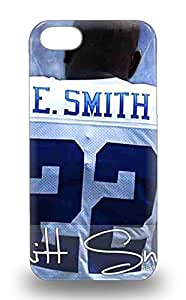 Defender 3D PC Case With Nice Appearance NFL Dallas Cowboys Emmitt Smith #22 For Iphone 5/5s ( Custom Picture iPhone 6, iPhone 6 PLUS, iPhone 5, iPhone 5S, iPhone 5C, iPhone 4, iPhone 4S,Galaxy S6,Galaxy S5,Galaxy S4,Galaxy S3,Note 3,iPad Mini-Mini 2,iPad Air )