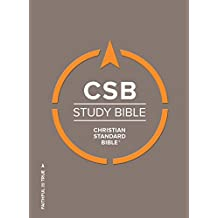 CSB Study Bible, Hardcover