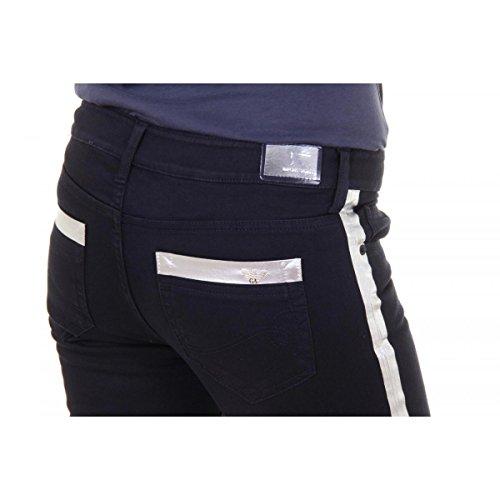 Emporio Armani Damer Jeans Agj01 Dw N5 Mørk Blå