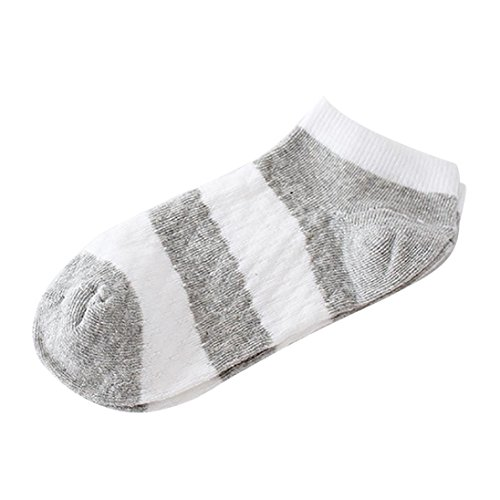 Lamolory Limited Time Offer! Women's Low-Cut Socks (Gray, - Fox Run Mall