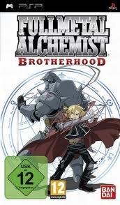 Full Metal Alchemist: Brotherhood [PSP] (Psp Alchemist Fullmetal)