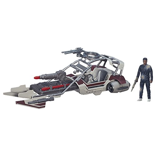 Star Wars The Force Awakens 3.75-inch Vehicle Jakku Landspeeder