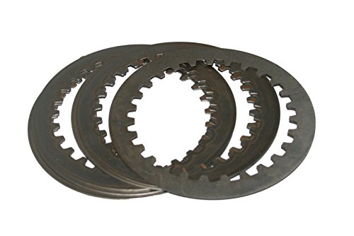 Enfield County 1970's Set Of 6 Clutch Disc Plate Kit Yamaha Rd350 Motorcycles: