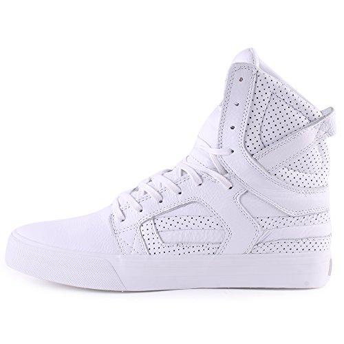 Supra Skytop Ii Hf Sneaker Wit-wit