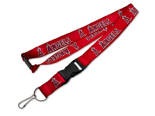 Aminco Mlb - aminco MLB Los Angeles Angels Team Lanyard