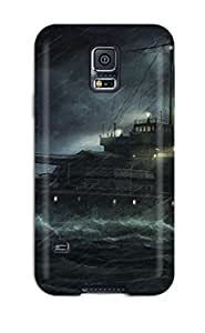Top Quality Protection Ship Case Cover For Galaxy S5