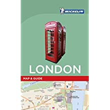 Michelin London Map & Guide
