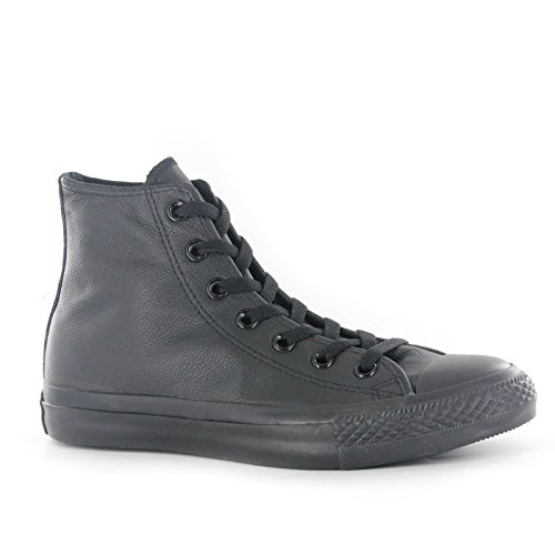 5cee5fc9499 free shipping Converse Chuck Taylor All Star Shoes (1T405) Leather Hi Black  Monochrome