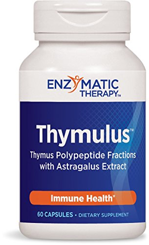Enzymatic Therapy Thymulus  Immune  60 Capsules
