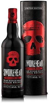 Smokehead Smokehead Sherry Bomb Islay Single Malt Scotch Whisky 48% Vol. 0,7L In Tinbox - 700 ml