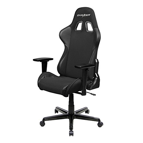 (DXRacer OH/FH11/N Formula Series Racing Bucket Seat Office Gaming Chair (Black))