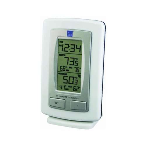 amazon com la crosse technology the weather channel ws 9245twc it rh amazon com Wireless Weather Thermometer Large Numbers Wireless Weather Thermometer Large Numbers