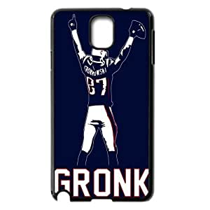 High Quality Phone Back Case Pattern Design 7Rob Gronkowski Design- For Samsung Galaxy NOTE3 Case Cover