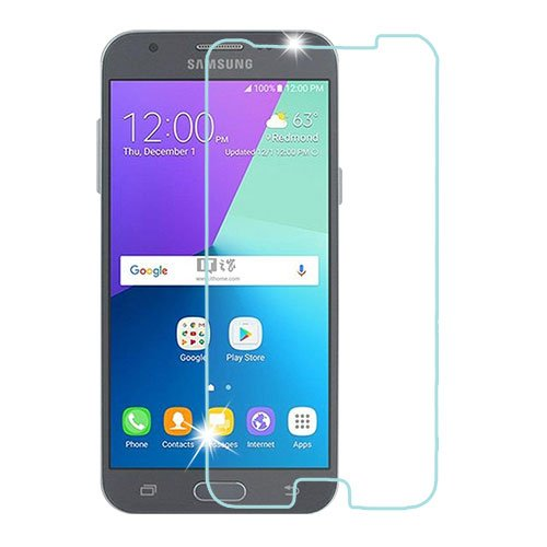 Tempered Glass for Samsung Galaxy J7 (Clear) - 4