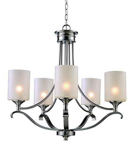 Trans Globe Lighting 70665 BN Indoor  Ballard 27.5
