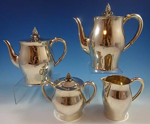 Paul Revere by Tuttle Sterling Silver Tea Set 4pc #390 (#1286) ()
