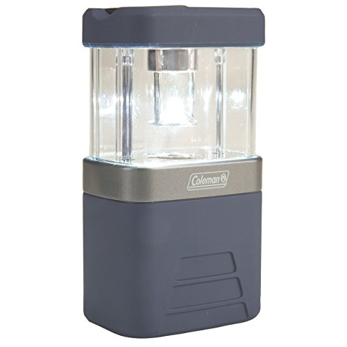 Pack Battery Away Coleman (Coleman Pack Away LED Mini Lantern (Colors May Vary))
