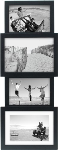 Malden International Designs Collage Picture Frame, 4 Option