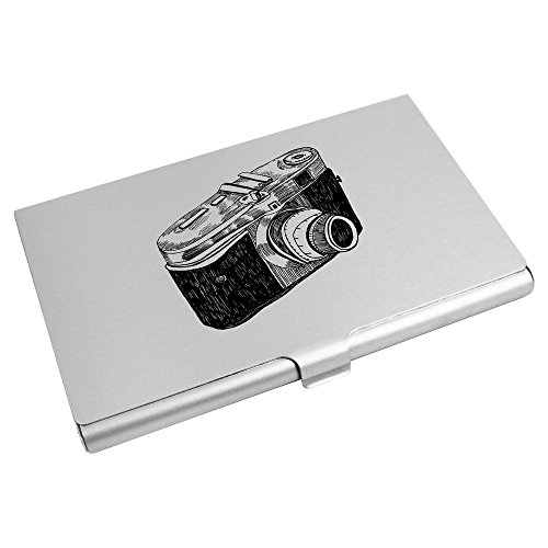 Azeeda CH00008584 Holder Card Wallet Business Card Camera' 'Classic Credit 8IwrxSn8Hq