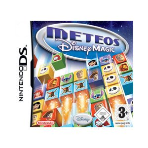 Meteos: Disney Magic (Nintendo DS)