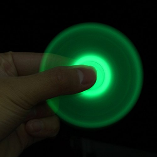 glow in the dark spinner